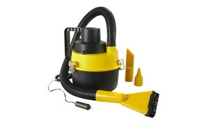 Wagan Tech Wet & Dry Ultra Vac Car Vacuum
