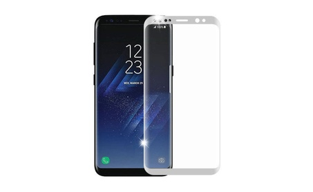 AmFilm Galaxy S8 Plus Glass Screen Protector e57bbf26-a516-4b4e-9f9d-d00a39a9f957