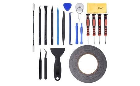 Fixm Complete Opening Pry Tool Repair Kit and Screwdriver Set 34bf8eea-ac78-465b-9a4f-2ad3b1236289