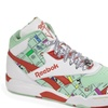 Reebok Monopoly Reverse Jam Kid Reebok Hi Top Sneakers Girls