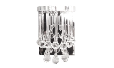 Wall Sconce with Glass Droplets 5e64f627-d0d9-4916-b4e0-a10ac9e7d0c9