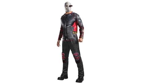 Suicide Squad: Deadshot Deluxe Adult Costume 3df9ec4b-2206-4c55-a458-c899ca6c3a84