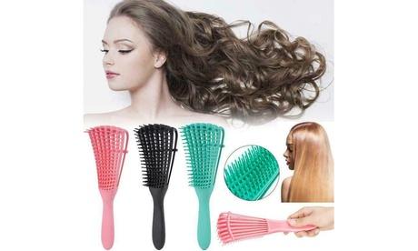 Combing Brush Detangle Comb Detangling Brush Hair Wet/Dry Curly Natural Hair