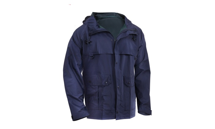 Microlite Waterproof Rain Jacket .