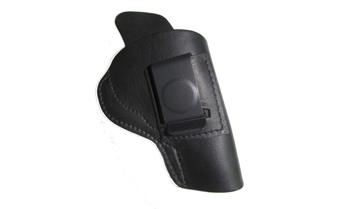 Tagua Kahr PM45 Black / Right Hand Inside The Pants Holster