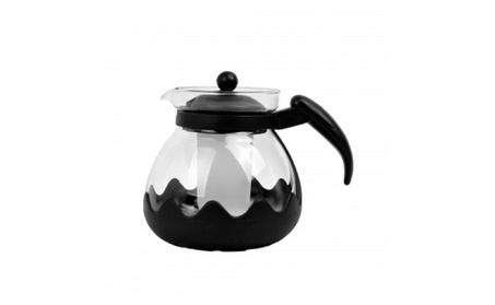 Glass Teapot with Infuser 218333a9-a107-4c3f-a09a-51ae76ab82ab