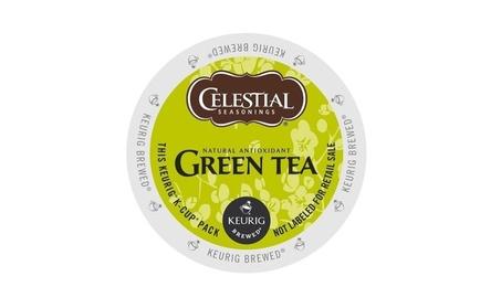 Celestial Seasonings K-Cup for Keurig Green Tea ffa3ce7c-2187-464d-9a21-5ad61df5d101