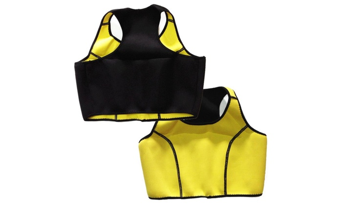 Celluless Slimming Shaper Sports Bra