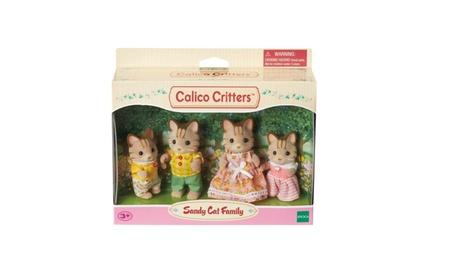Calico Critters Sandy Cat Family a98b0cfe-b169-4ad1-b797-cb7c60f87ca6