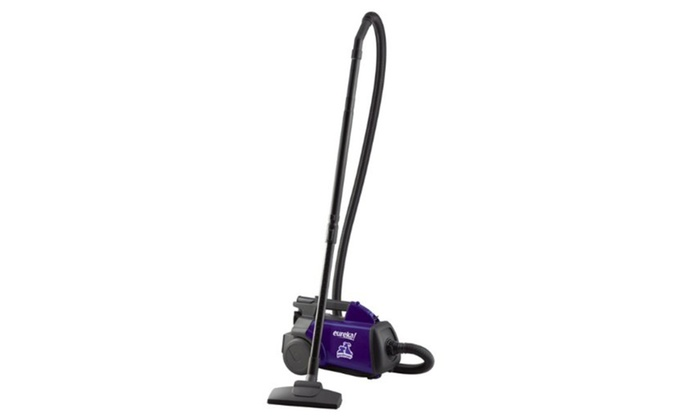 Eureka Mighty Mite Canister Vacuum With Pet Attachments
