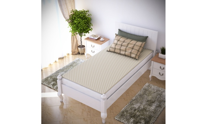 Egg Crate Mattress Topper Twin XL- For Dorms, Hospital ...