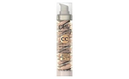 Olay CC Cream, Total Effects Tone Correcting Moisturizer with Sunscree a19446d5-9491-45da-a5df-752c170d3527
