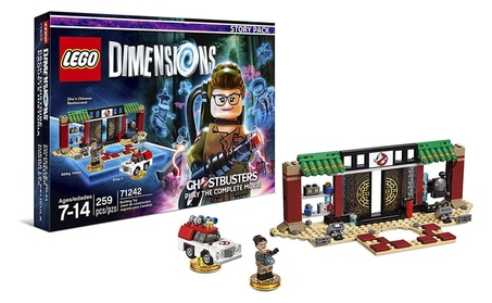 Ghostbusters Story Pack - LEGO Dimensions Warner Home Video - Games 3b189ab1-cca4-4212-8f53-0959812e7865