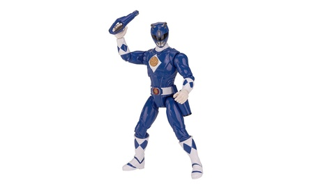 Power Rangers Legacy Mighty Morphin Movie 5-Inch Blue Ranger Action 68ef5deb-ff89-494e-8a5f-a80f4cc929e5