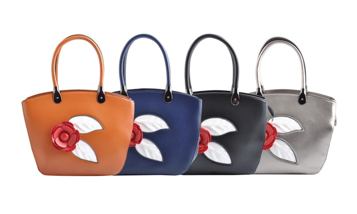 USO Couture Janine Tote Bag