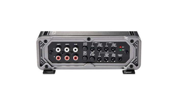 Up to 23 off on kicker 43cxa6005 1200w 5 cha groupon goods avenue a kicker 43cxa6005 1200w 5 channel car amplifier sciox Image collections