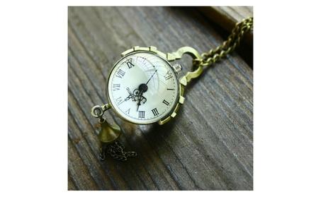 Rome Fisheye Glass Ball Pocket Watch b800ec3e-0571-4876-aeec-a7ea0ef9c3b2