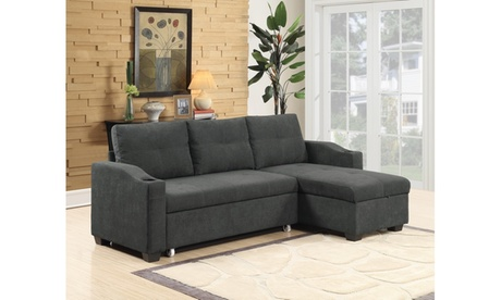 Lianna Fabric Upholstered Sectional Sofa 1690832d-bd72-4882-93a5-9412795db7f1