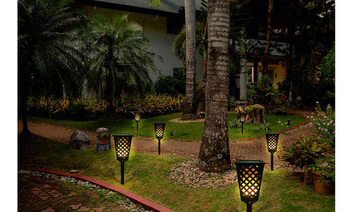 As Seen On TV Dancing Tiki Light (1-, 2-, 4-, 6-, or 8-Pack) | Groupon