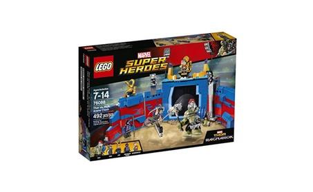 LEGO Super Heroes Thor Vs. Hulk Arena Clash 76088 Building Kit 94e4e64b-92ff-490c-89b4-a20bb8185ede