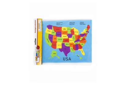 "Toy Map Puzzle ""USA"" 3ed3e01f-2dd6-4385-9f87-6fcebbb614d8"