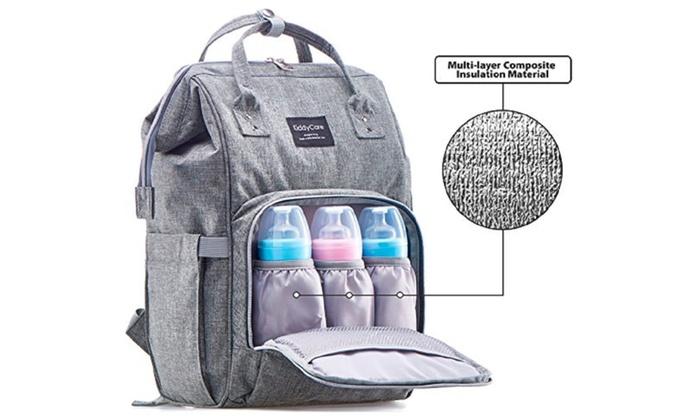 ff2bf111db9ea KiddyCare Diaper Bag Backpack
