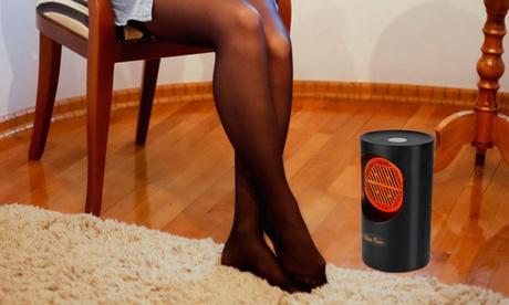 iMounTEK 300W Portable Electric Mini Heater, Portable Heating Fan, Office/Home