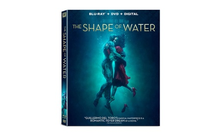 The Shape of Water (DVD 2017)