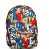 My Little Pony Bronies Character School Backpack Book Bag