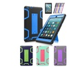 Heavy Duty Protective Case for Amazon Fire 7 Tablet 7th Gen 2017