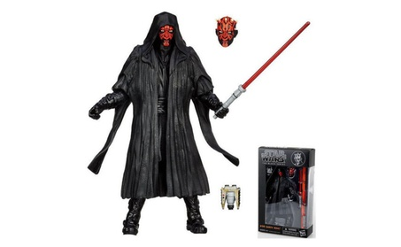 "Darth Maul: Star Wars The Black Series 6""Action Figure Gift New In Box 4520c5bf-82aa-46a9-b619-7f0935442a5f"