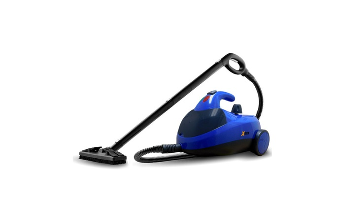 Xtech Xhsc 200 Heavy Duty 1500watts 50 Oz Canister Steam Cleaner