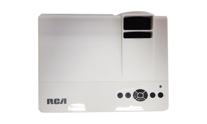 Up To 22% Off on RCA 1080p Full HD LCD Projector | Groupon Goods