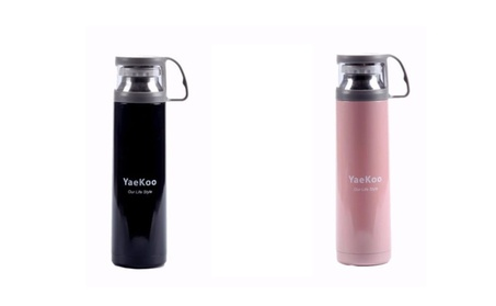 Stainless Travel Mug Tea Water Coffee Bottle Flask Vacuum Thermos Cup 313a8f14-3c34-49e2-9e98-2c585271fd87