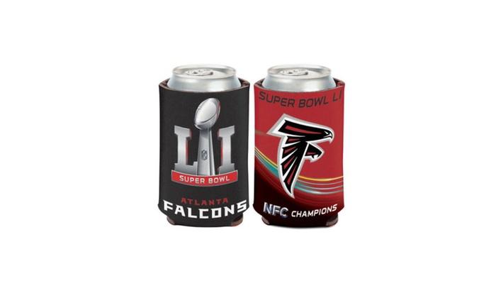 Super Bowl 2017 Beer Can Koozie