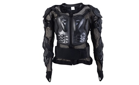 Motorcycle Motocross Clothing Racing Men Armor Spine Chest Protective - XXL f1ac1297-c9e9-4801-84f0-9620c7971523