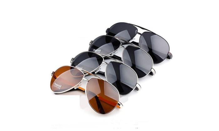 Men Women's Polarized Lens UV Protection Sunglasses