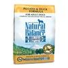 Natural Balance Limited Ingredient Dry Dog Food Potato & Duck Formula