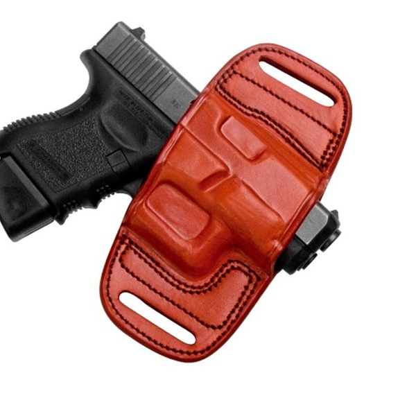 Tagua Quick Draw Belt Holster for Glock 42 ( 380) Black RH
