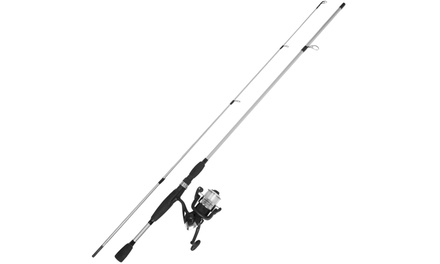 Fishing Rod and Reel Combo, Spinning Reel Fishing Pole, Gear for Lake Fishing