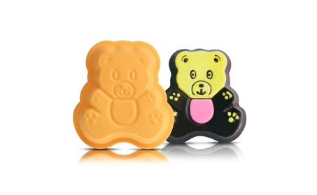 Innoka Silicone Teddy Bear Mold, Yellow 20a77294-9e11-4cea-8b3c-60159408e49e