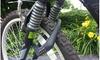 4 digit silicone bike lock