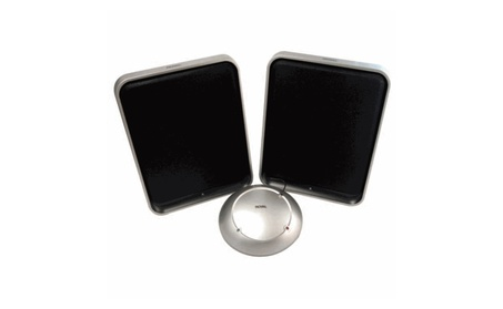 Royal WES600 900Mhz Wireless Flat Design Stereo Speaker 4827ca76-34eb-4336-a45b-01b4c4d424d3