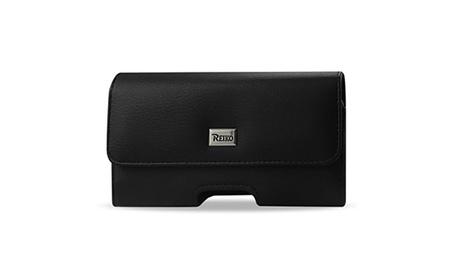 Samsung Galaxy S7 / S6 / S5 / J3 Large Size Reiko Black Leather Wallet 91c3440d-a7d7-4a18-8ea2-cb0e5cbab1a5