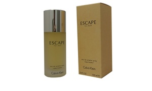 Calvin Klein Escape 3.4oz EDT Spray for men