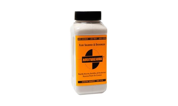 MOISTURESORB Superabsorbent Fl...
