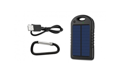 Solar Powered Strong Shockproof and Drop Resistance Power Bank 3cbf81cd-abc4-43f6-ac7e-dbd46347fbef