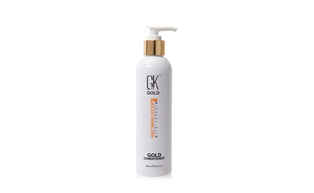 Global Keratin GK hair Gold Conditioner 8.5 fl. Oz. / 250 ml GKhair 4e4e637e-7a22-404f-8e31-ebe04bd4b900