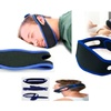 Sleep Solution Support Chin Snore Belt Stop Anti Snoring Strap Jaw