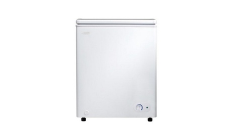 Danby 3.8 cu ft Chest Freezer, White photo